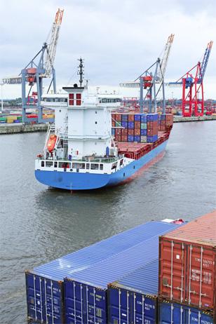 Seefracht, Logistik & Spedition