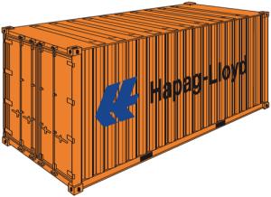 20' General Purpose Container