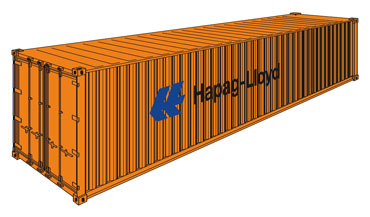 40' General Purpose Container