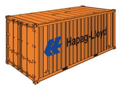 Hardtop Container 20