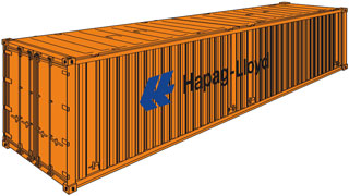 Hardtop Container 40