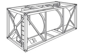 Tank Container 20