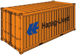 Ventilated Container 20