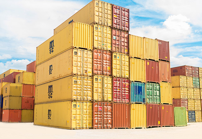Containerzug Tbn Group