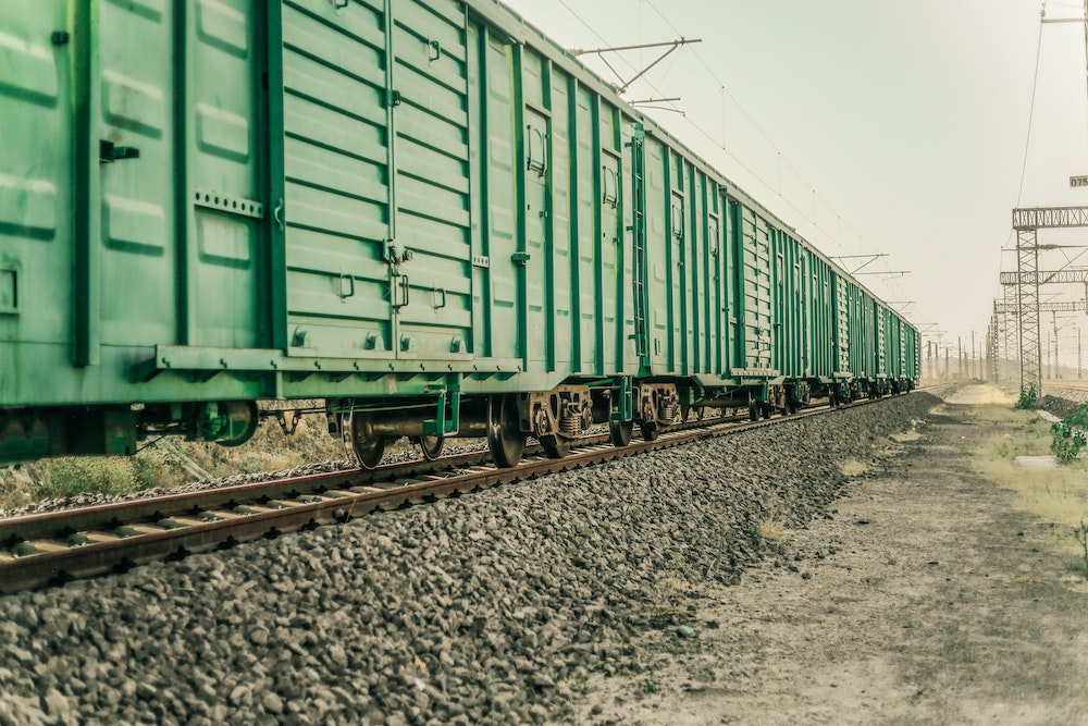 Bahnfracht China Deutschland Containerzug Eurasia Express